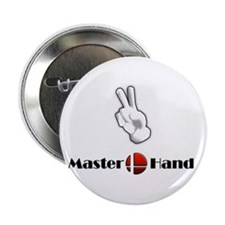 """Master Hand 2.25"""" Button (10 pack)"""