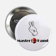 "Master Hand 2.25"" Button (10 pack)"