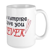 twilight - only a vampire can Mug