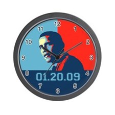 Cool 01 20 09 Wall Clock
