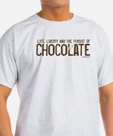 Life, Liberty and the Pursuit T-Shirt