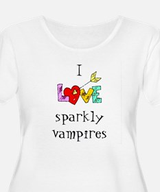 Twilight Sparkly Vampire T-Shirt