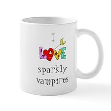 Twilight Sparkly Vampire Mug