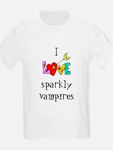 Twilight Sparkly Vampire T-Shirt