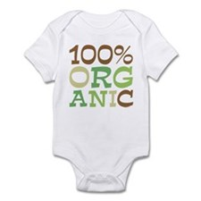 100% Organic Infant Bodysuit