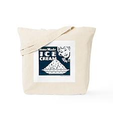 Home Made Ice Cream Tote Bag