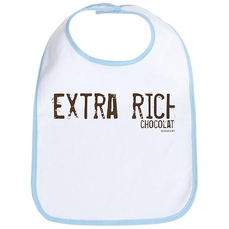Extra Rich Chocolate Bib