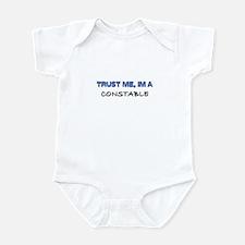 Trust Me I'm a Constable Infant Bodysuit