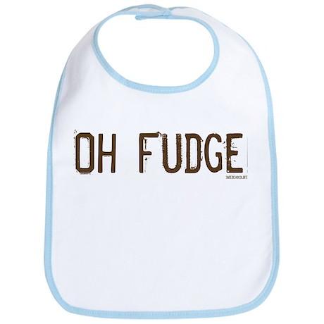 Oh Fudge Bib