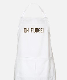 Oh Fudge BBQ Apron