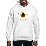 Give Me My Remote Hooded Sweatshirt