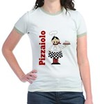 Pizza Chef Jr. Ringer T-Shirt