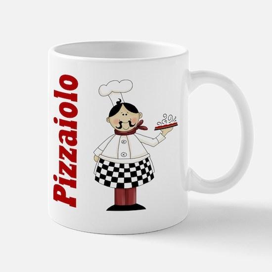 Pizza Chef Mug