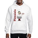Pizza Chef Hooded Sweatshirt