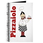 Pizza Chef Journal