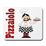 Pizza Chef Mousepad