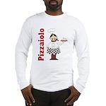 Pizza Chef Long Sleeve T-Shirt