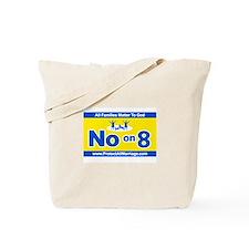 Unique Repeal prop 8 Tote Bag