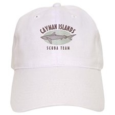 Cayman Islands Scuba Team Baseball Cap