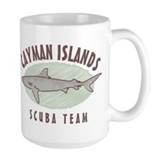 Cayman Islands Scuba Team Mug