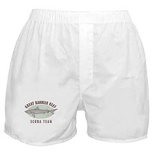 Great Barrier Reef Scuba Team Boxer Shorts