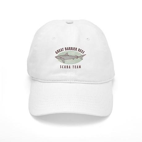 Great Barrier Reef Scuba Team Cap