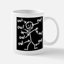 "Say it with "" Ow! "" Mug"