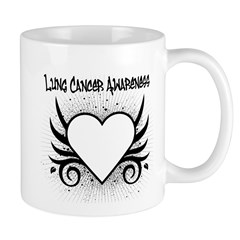 Lung Cancer Awareness Mug