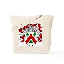 Quint Family Crest Tote Bag