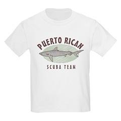 Puerto Rican Scuba Team T-Shirt