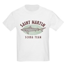 Saint Martin Scuba Team T-Shirt