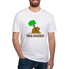 Beaver Tree Hugger Shirt