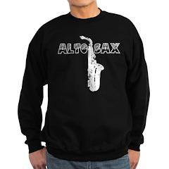 Alto Sax Sweatshirt (dark)