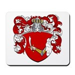 Reynders Family Crest Mousepad