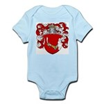 Reynders Family Crest Infant Creeper