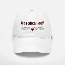 Air Force Mom Sacrifice Baseball Baseball Cap
