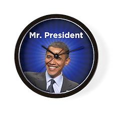 Mr. President Wall Clock