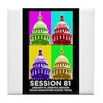 Session 81 Tile Coaster