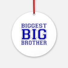 Biggest Big Brother Ornament (Round)