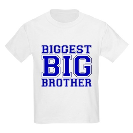 Biggest Big Brother Kids Light T-Shirt