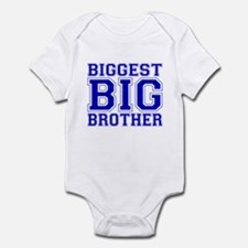 Biggest Big Brother Infant Bodysuit
