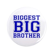 """Biggest Big Brother 3.5"""" Button"""