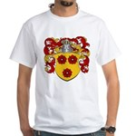 Rouse Family Crest White T-Shirt