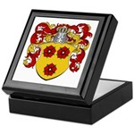 Rouse Family Crest Keepsake Box