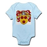 Rouse Family Crest Infant Creeper