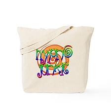 Hypno Junkie Tote Bag