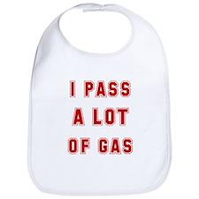 I PASS A LOT OF GAS Bib