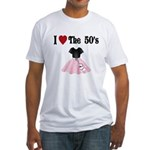 I love the 50's Fitted T-Shirt