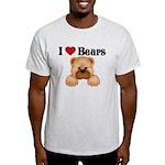 I love Bears Light T-Shirt