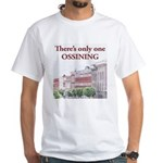 Only One Ossining White T-Shirt